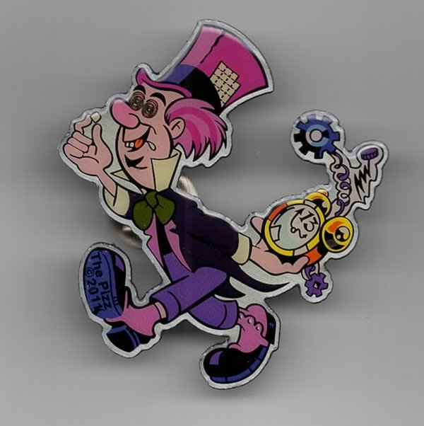 MAD HATTER PIN