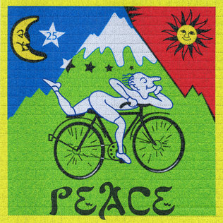 Albert Hofmann PEACE 25