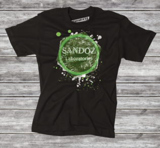 T-Shirt | SANDOZ LABS